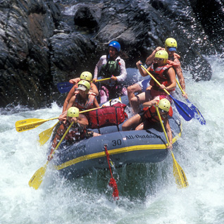 Rafting Package