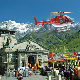 Char Dham Yatra with Helicopter